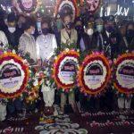 কুমিল্লায় অমর একুশে ফেব্রুয়ারি আন্তর্জাতিক মাতৃভাষা দিবস পালিত