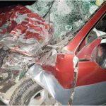চাঁদপুরে বাস-মাইক্রোবাসের মুখোমুখি সংঘর্ষে ২ জন নিহত