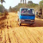 কুমিল্লায় খানা-খন্দে ভরা ১০ কিলোমিটার সড়ক