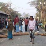 কাদের মির্জার ডাকে নোয়াখালীতে চলছে হরতাল