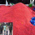 কক্সবাজার থেকে মাদক নিয়ে কুমিল্লায় আসার পথে র্যাবের হাতে আটক