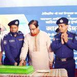 কুমিল্লা জেলা পুলিশের উদ্যোগে ৭ মার্চ উপলক্ষে বর্ণাঢ্য উদযাপন