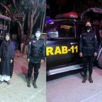 কুমিল্লায় পৃথক অভিযানে দুই নারী মাদক পাঁচারকারীকে আটক করেছে র্যাব