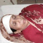 শাহরাস্তিতে জন্মদাত্রী মা'কে কুপিয়ে জখম করেছে পুত্র ও পুত্রবধূ