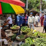 কুমিল্লা নগরীর টমছমব্রিজ বাজারে ৭ প্রতিষ্ঠানকে জরিমানা