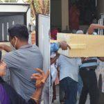 কুমিল্লায় মা-বাবার কবরের পাশে মুনিয়ার দাফন: মরদেহ বাড়িতে নেয়া হয়নি