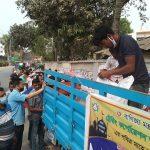 রমজান উপলক্ষে কুমিল্লায় টিসিবির পণ্য ট্রাকে করে বিক্রি