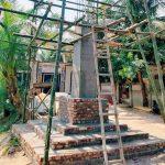 কচুয়ায় নির্মিত হচ্ছে আল্লাহর ৯৯ নামের দৃষ্টিনন্দন স্তম্ভ