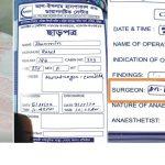 দেবিদ্বারে রোগির পেটে গজ কাপড় রেখে সেলাই, ৫ মাস পর আল্ট্রায় ধরা পড়লো