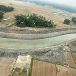 কুমিল্লায় ডাকাতিয়া নদীর পুন:খনন প্রকল্প পরিদর্শন করলেন এলজিআরডি মোঃ তাজুল ইসলাম