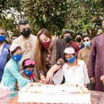 কুমিল্লার সংরাইশ সরকারি শিশু পরিবারে জাগ্রত মানবিকতার ব্যতিক্রমী ঈদ আনন্দ আয়োজন