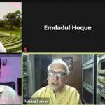 কবি নজরুলের কুমিল্লা আগমনের শতবর্ষে কুবিতে আন্তর্জাতিক ওয়েবিনার