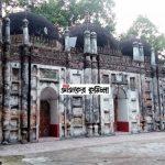 কুমিল্লার বরুড়ায় জমিদার আমলের দৃষ্টিনন্দন মসজিদটি অরক্ষিত