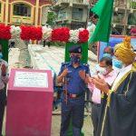 কুমিল্লা পুলিশ লাইন উচ্চ বিদ্যালয়ে ছয় তলা ভবনের ভিত্তি প্রস্তর স্থাপন