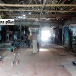 বরুড়ায় আ'লীগ নেতার বিরুদ্ধে খাসজমি দখল করে স্থাপনা নির্মানের অভিযোগ