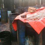 চৌদ্দগ্রামে নকল জ্বালানি তেলের অবৈধ কারখানায় র্যাবের অভিযান