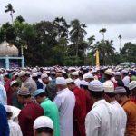 চাঁদপুরের ৪০টির অধিক গ্রামে ঈদ উল আযহা উদযাপিত