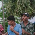 নাঙ্গলকোটে কিশোর গ্যাংয়ের ৪ সদস্য জনতার হাতে অস্ত্রসহ আটক