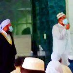 মুন্সেফবাড়ি জামে মসজিদে ঈদের নামাজ আদায় করেছেন এমপি বাহার