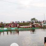 ব্রাহ্মণবাড়িয়ায় বালুবোঝাই ট্রলারের সঙ্গে সংঘর্ষে অন্তত ৭০ জন যাত্রী নিয়ে নৌকাডুবি