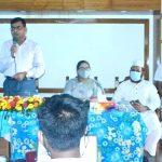 কুমিল্লা জিলা স্কুল পরিদর্শনে জেলা প্রশাসক কামরুল হাসান