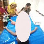 মুরাদনগরে পানিতে পড়ে দুই চাচাত ভাই-বোনের করুণ মৃ'ত্যু